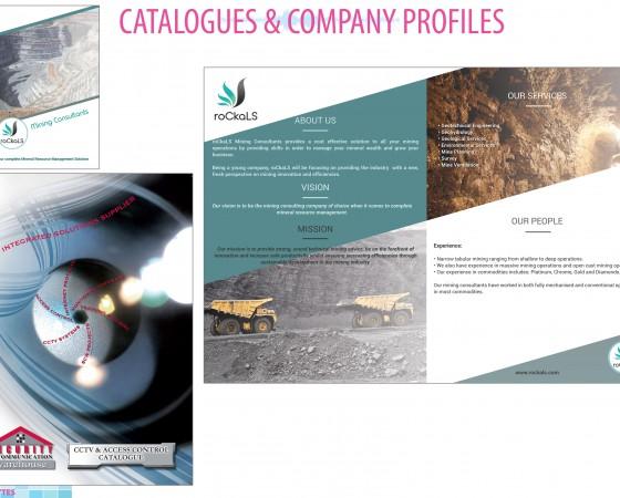 Catalogues & Company Profiles